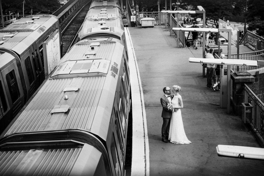 Hochzeitsfotografie Hafen Hamburg