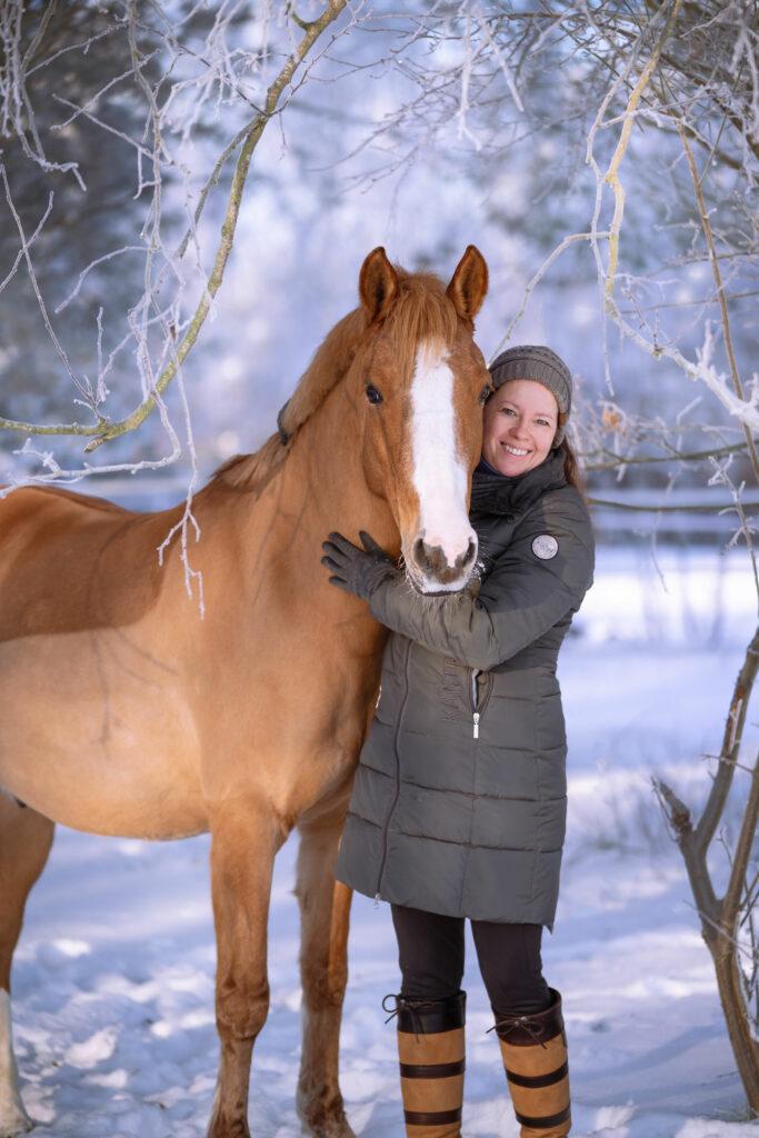 Pferdefotografin